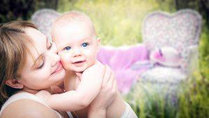 femme bebe laccouchement