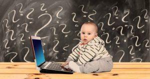 bebe ordinateur addiction aux ecrans