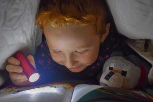 enfant lire mieux dormir