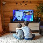 enfant television pendant couvre-feu